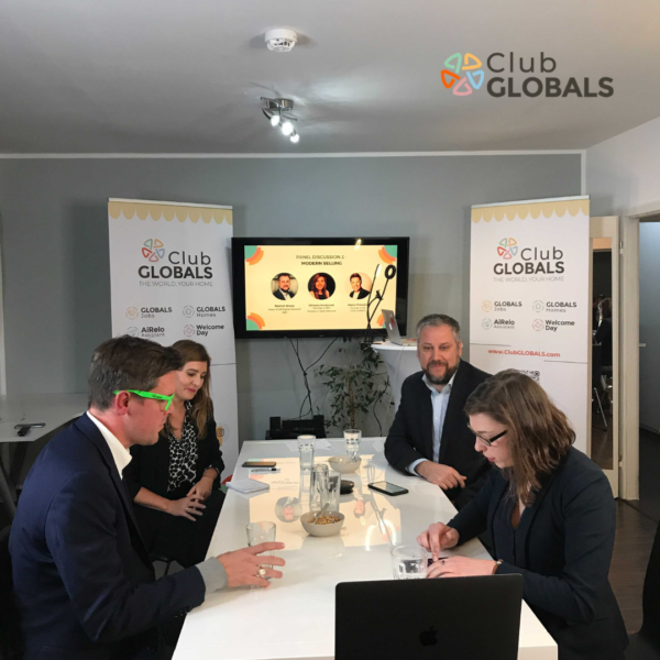Networking Reinvented - Club GLOBALS