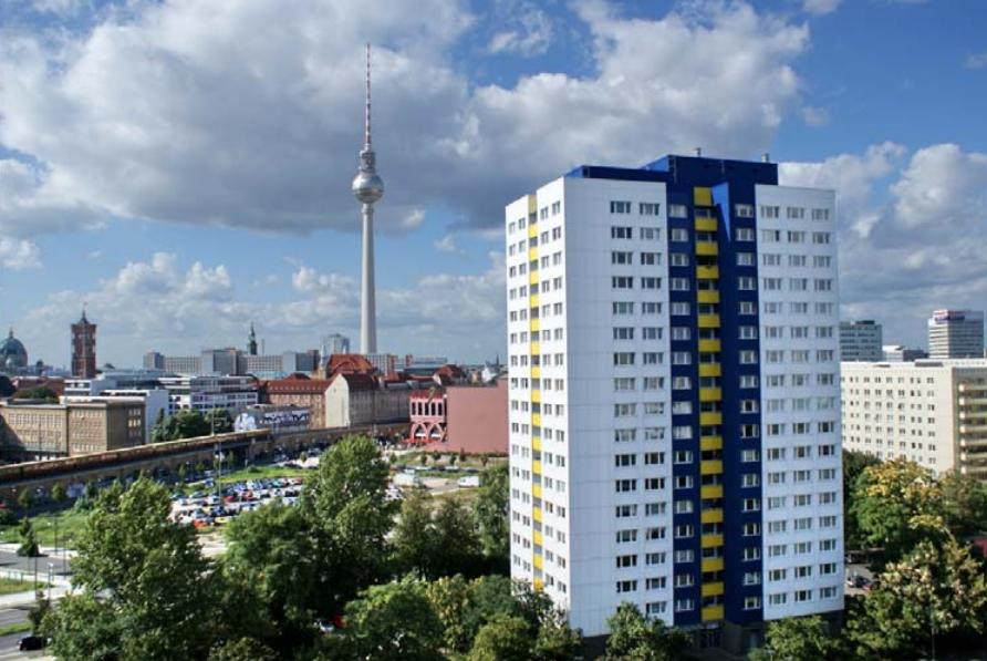 Apartment for sale near Alexanderplatz