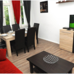 Furnished high quality apartment for comfortable stay in quarantine. Enjoy your stay at home