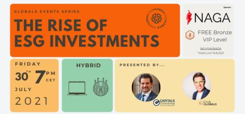 ESG Investments Hybrid Event