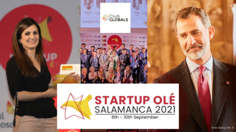 Startup Ole 2021 Banner - Club GLOBALS